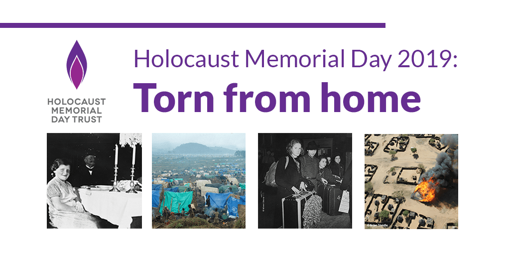 HMD 2019 Holocaust Memorial Day Bristol