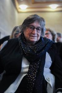 Iby Knill, Holocaust survivor, at Bristol Holocaust Memorial Day 2019