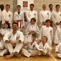 Bristol Club Grading March 2018