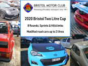 2020 Bristol Two Litre Cup
