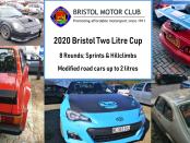 2020 Bristol Two Litre Cup