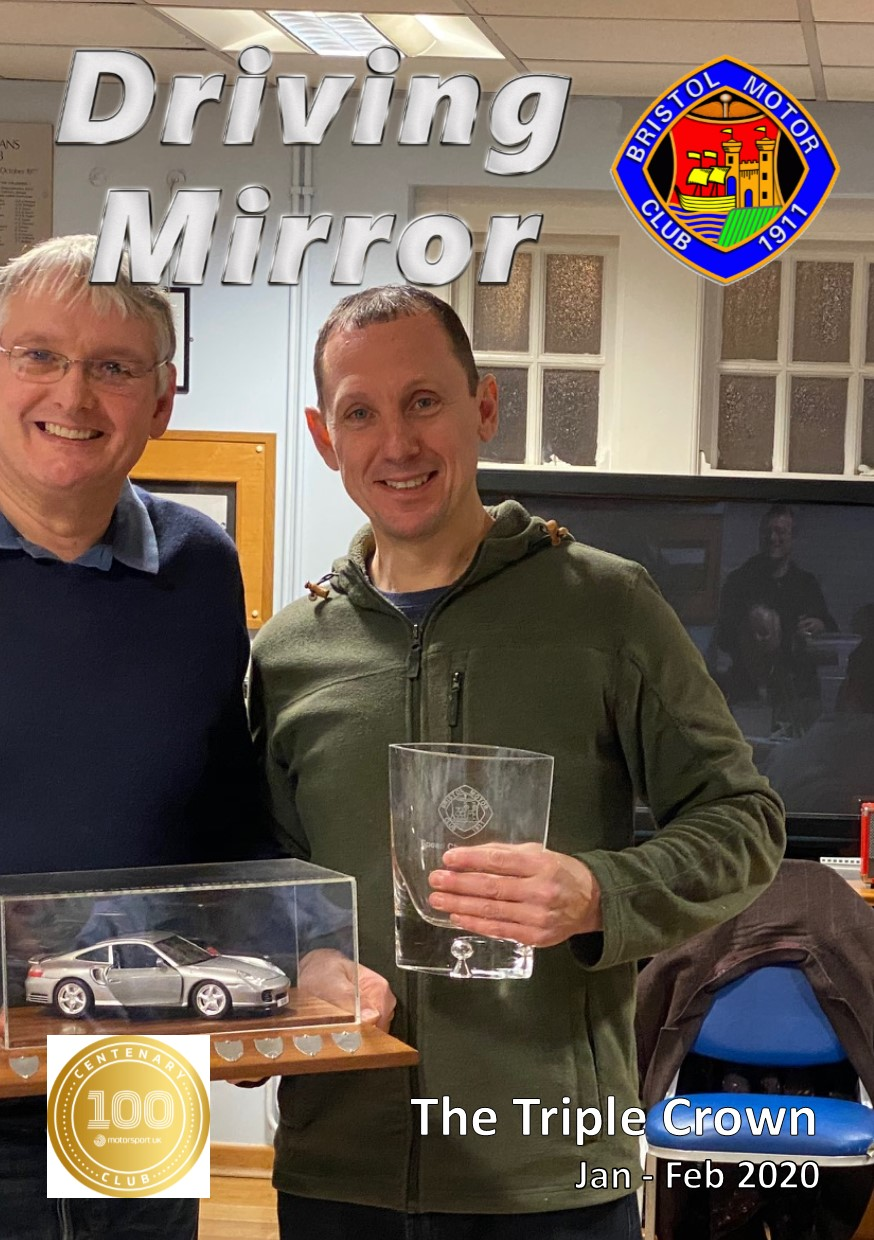 Driving Mirror Jan – Feb 2020