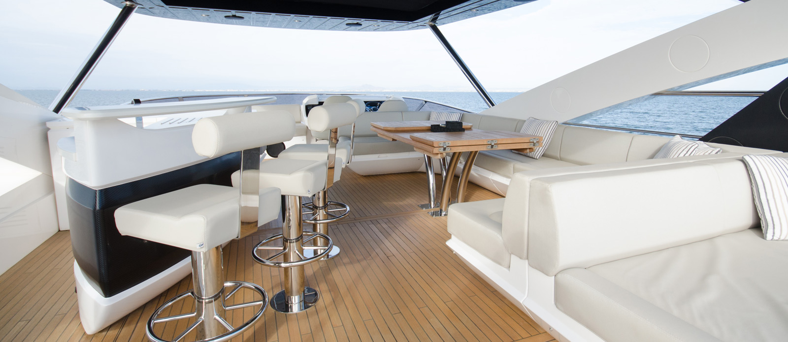 Sunseeker 86 Yacht - Bar