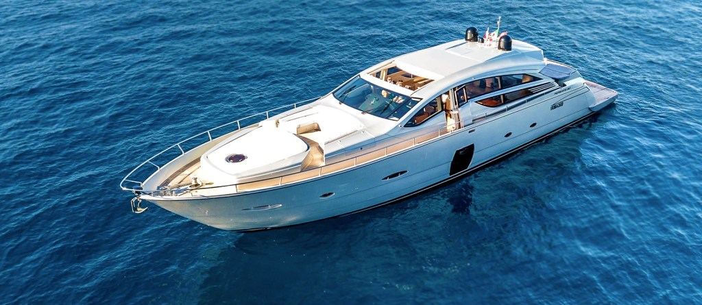 Pershing 80 Dangerous But Fun III Yacht For Sale Exclusively with Bristow-Holmes