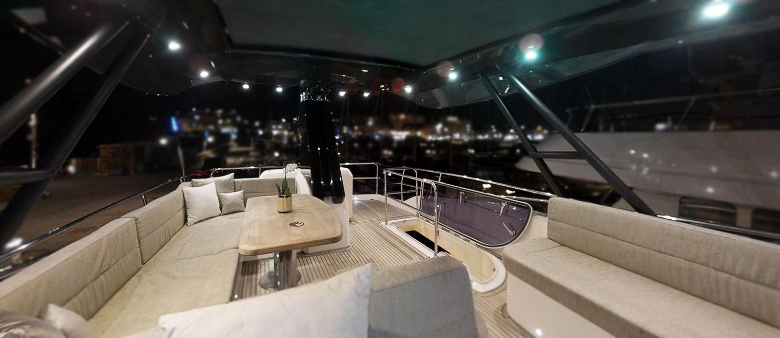 Flybridge Motoryacht Monte Carlo Yachts 65