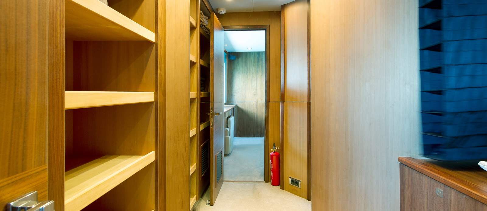 Master Walk-In Wardrobe