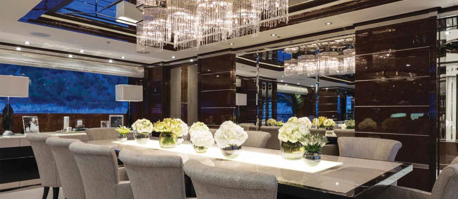 11:11 - Interior Dining