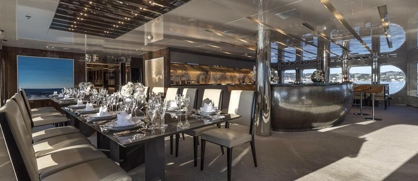 Serenity -Interior Dining