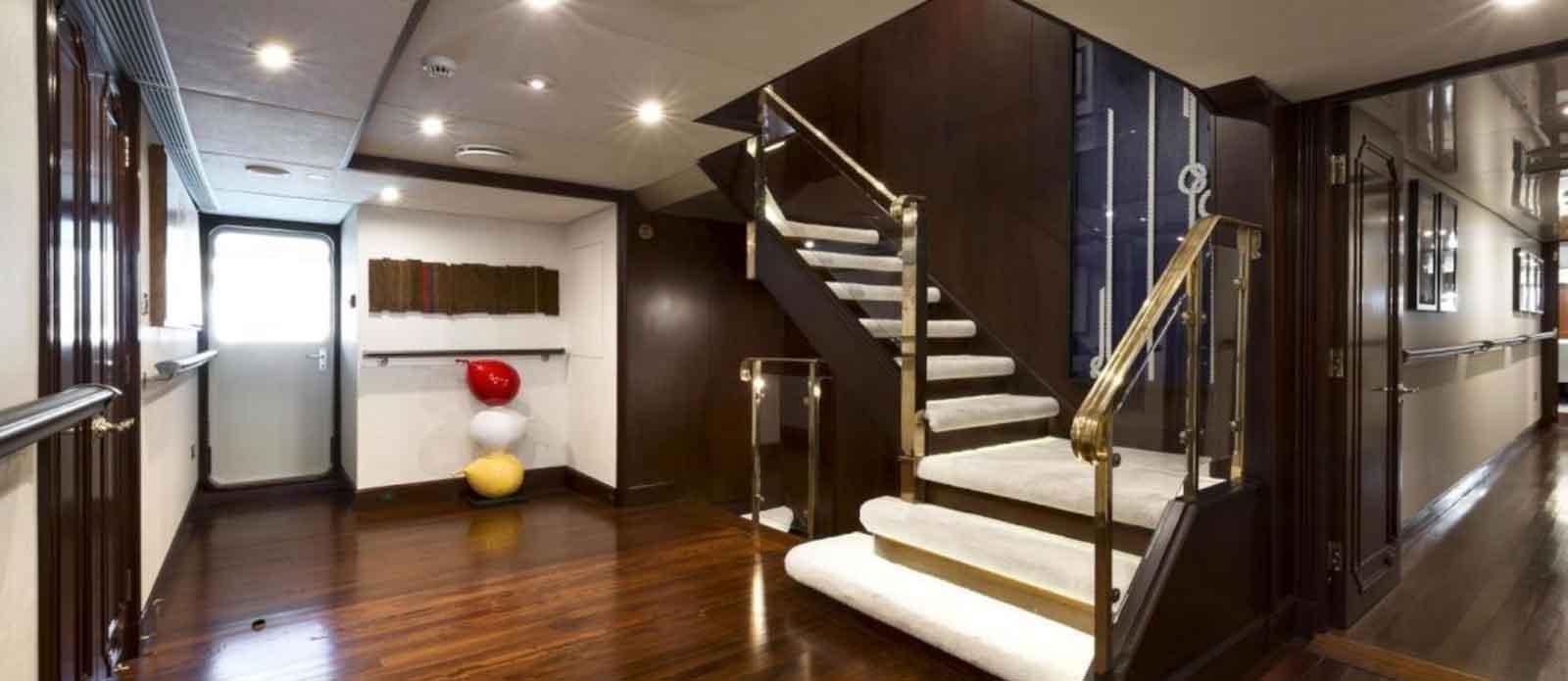Chakra - Staircase