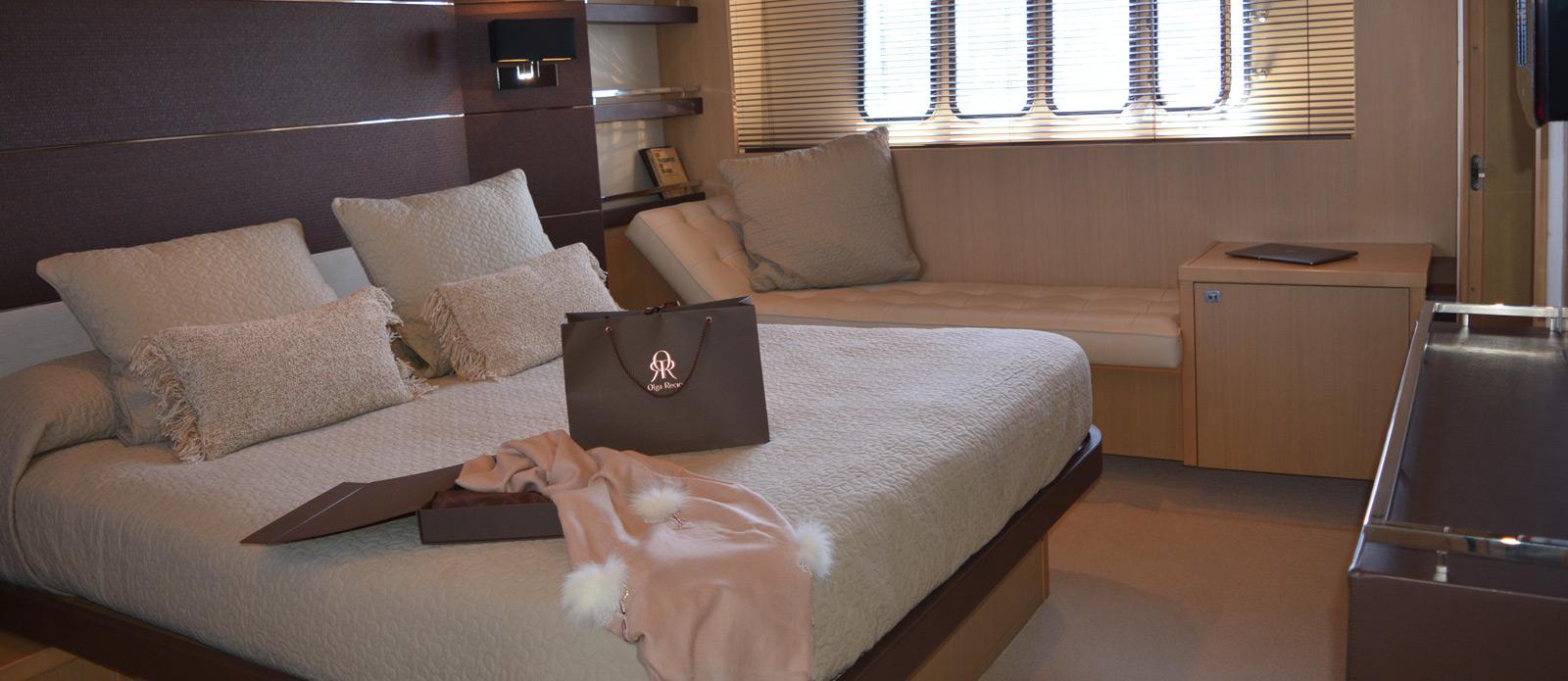Princess-V78---Master-Cabin