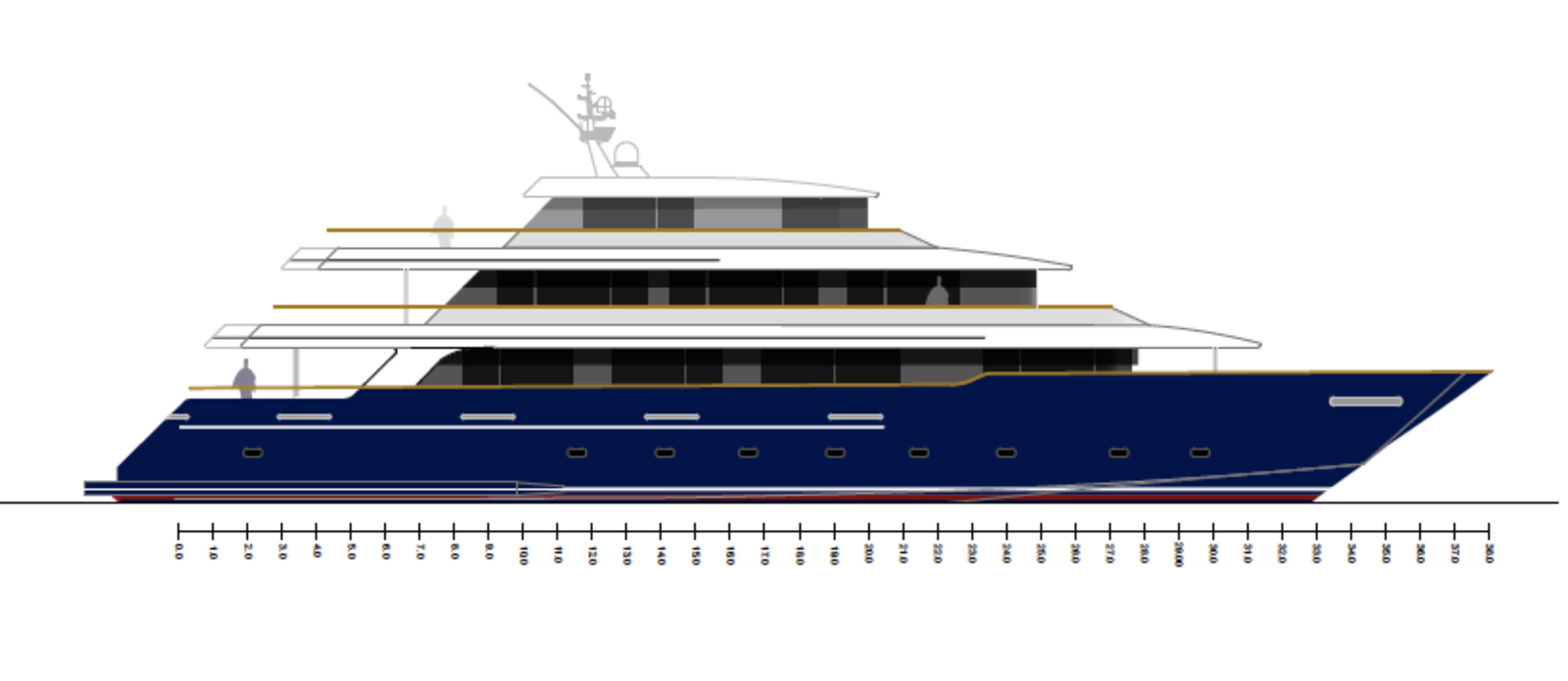Safira-Motor-Yacht-Layout-Side-Profile