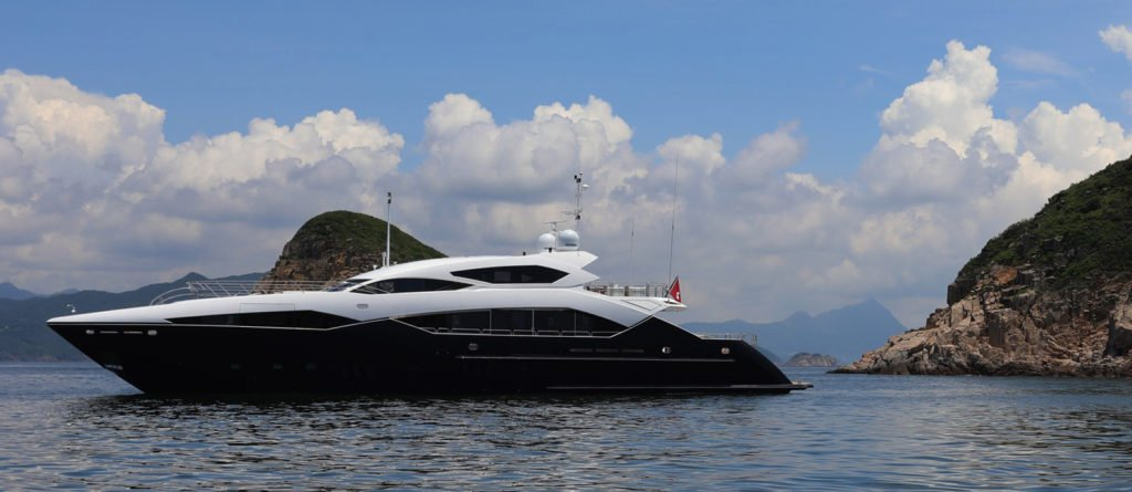 Management Superyacht Sunseeker For Sale Yachting Predator Hong Kong