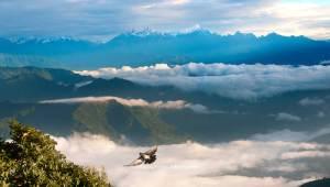 Himalayas Photograph by Johnny Fenn
