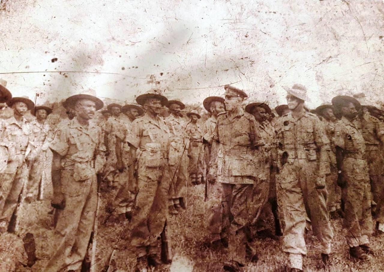WW2 British Officer 2 | The Britain Nepal Society