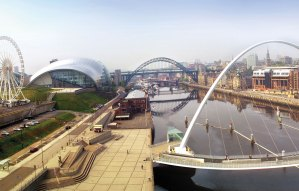 river tyne baltic centre