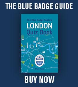 london blue badge guide quiz book