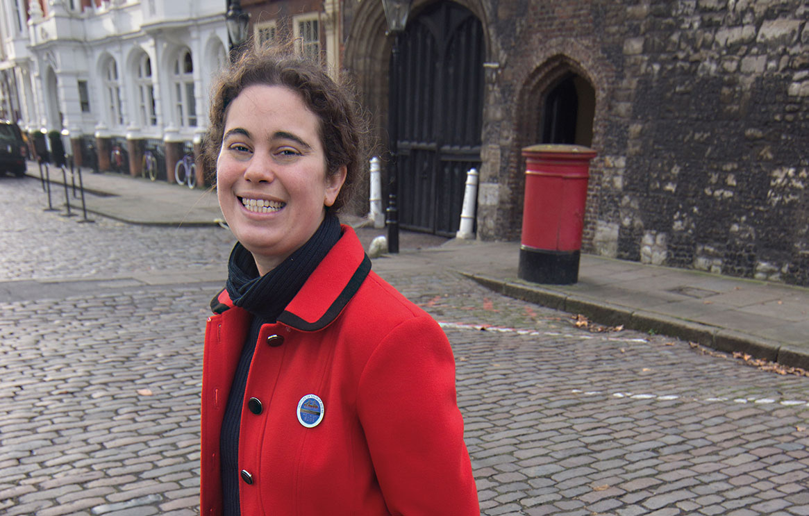 Ruth Polling, Blue badge guide bespoke tours