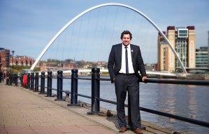 Newcastle guide Alex Jacobs