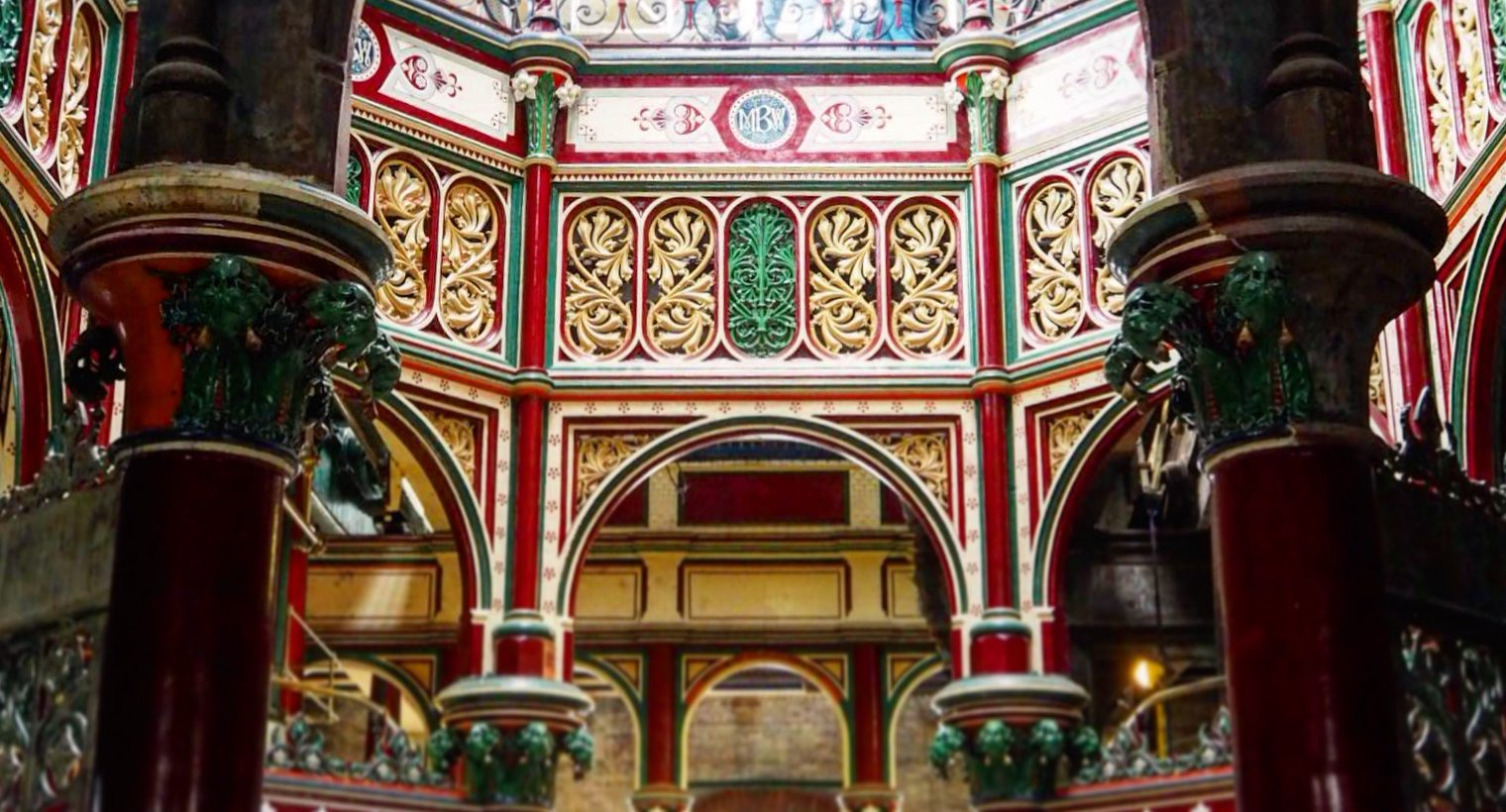 crossness pumping station