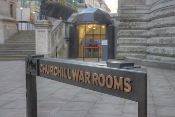 Churchill war rooms tour, london tour