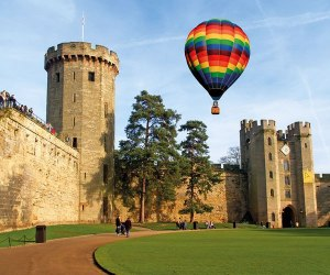 Guided tour Warwick castle