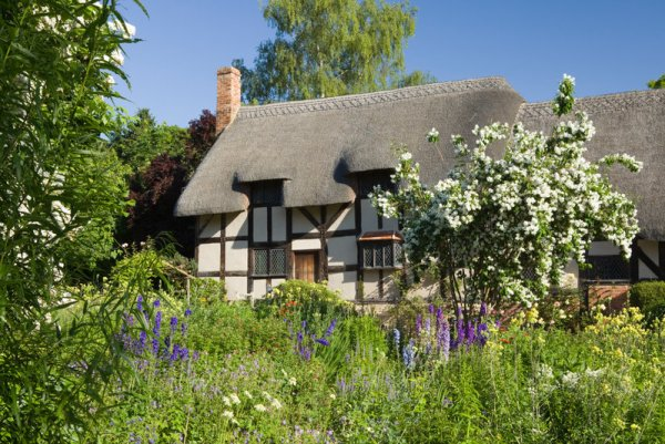 Anne Hathaway's Cottage, Shakespeare