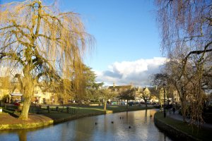 Bourton-on-the-water, Cotswolds