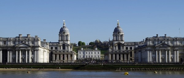 old royal naval college, greenwich, churchill