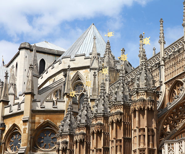 Guided tour of Westminster Abbey