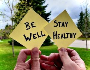 Wellness message Calgary