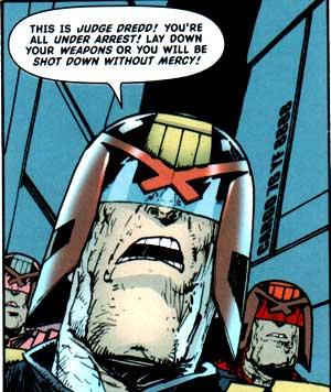 Judge Dredd - The Henry Flint Collection (2/3)