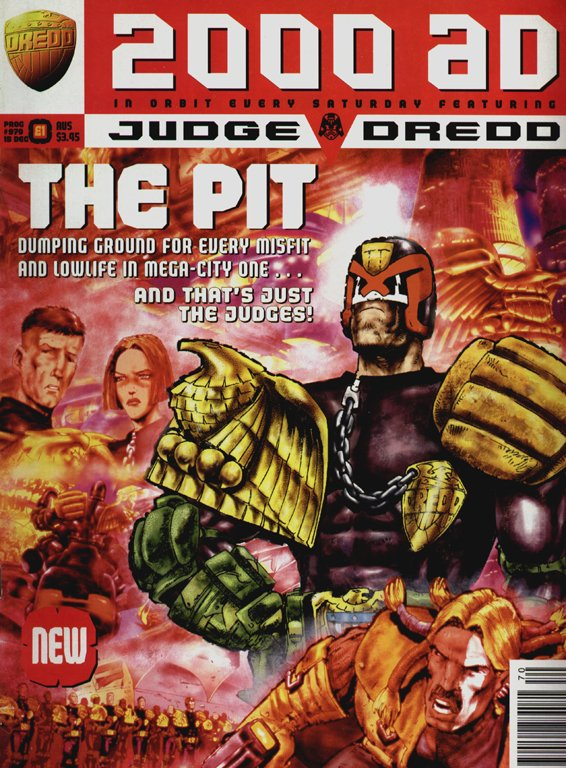 Judge Dredd - The Pit (3/3)