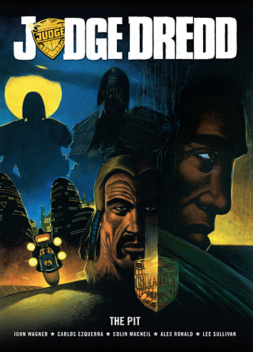 Judge Dredd - The Pit (1/3)