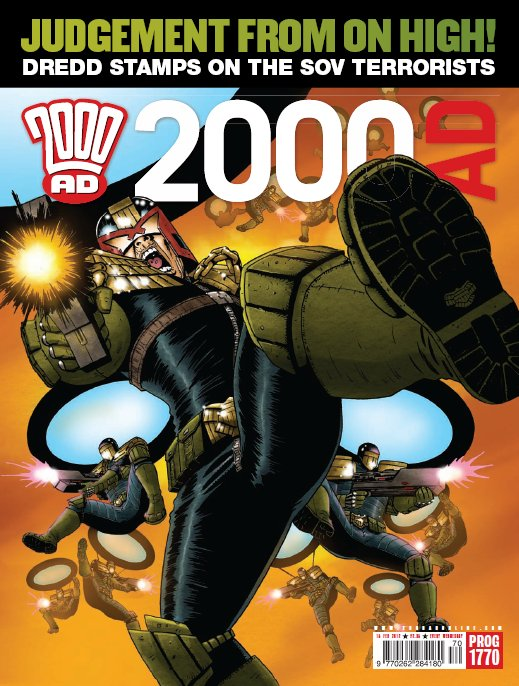 Prog 1770 - Judgement From On High!