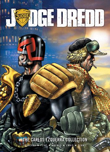 Judge Dredd - The Carlos Ezquerra Collection (1/3)
