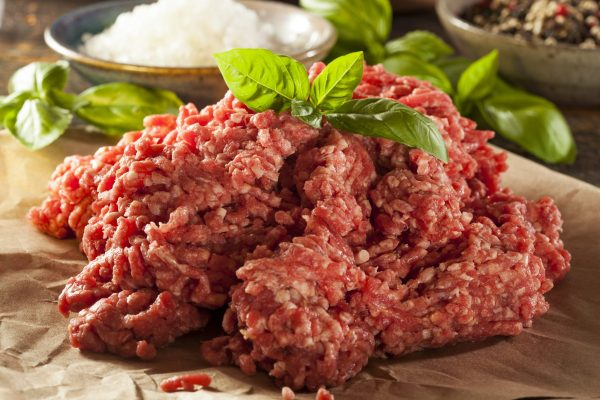 Ground Beef-85%- Size 1 Lb.