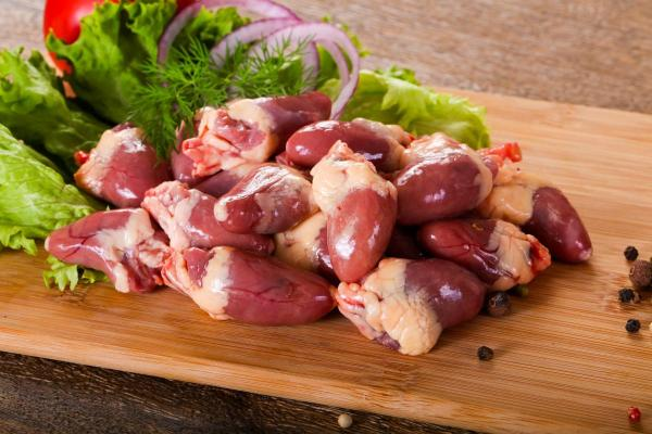Pastured Organic Chicken-Hearts