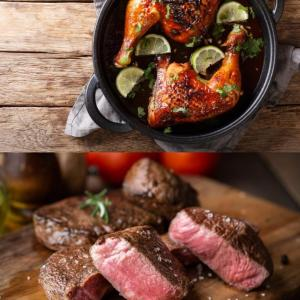 Chicken & Beef Value Pack - Combines our Beef Value with a selection of Chicken. Great Monthly Pack
