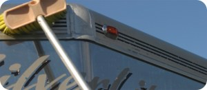 Make sure the surface stainless is covered with Silver BritePlus MX