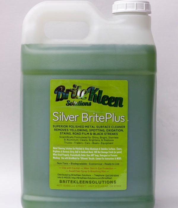 Silver BritePlus MX — 1 Gallon
