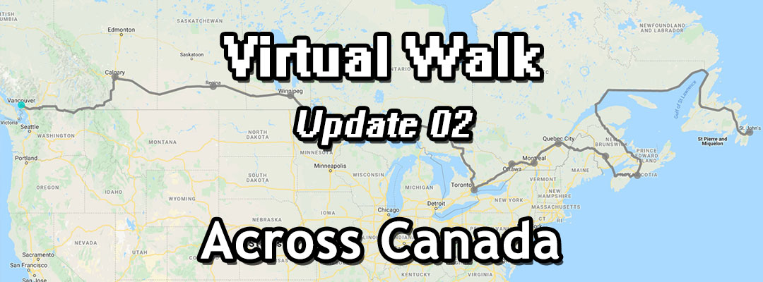 virtual walk across canada brithikesontario