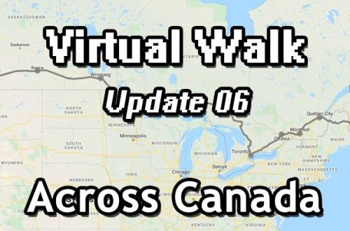 virtual walk across canada brithikesontario