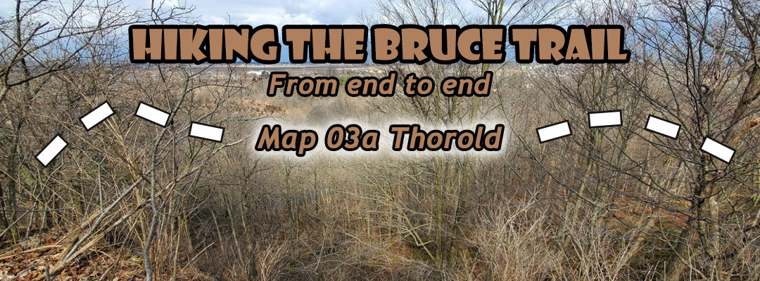 The Bruce Trail End to End Map 03 A Thorold brithikesontario