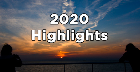 2020 highlights