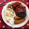 CGs Cafe Full English Breakfast