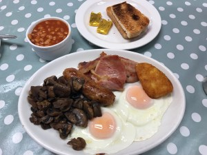 Andys Cafe Newquay - Special Breakfast