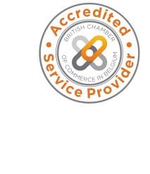 Accreditation logo - option 1