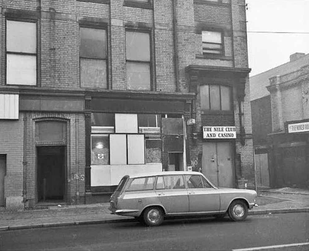 The Reno and Nile Club Moss Side