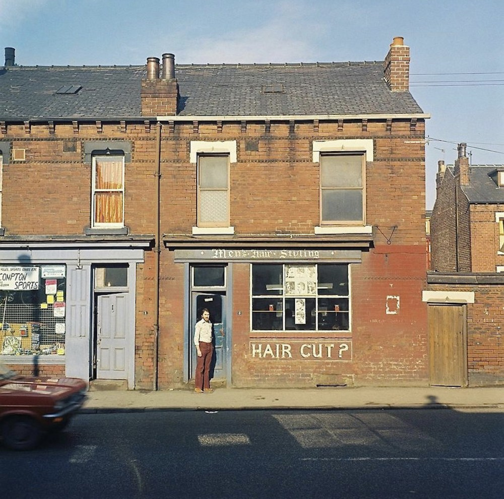 Leeds In The 1970s Colour Photo by Peter Mitchell