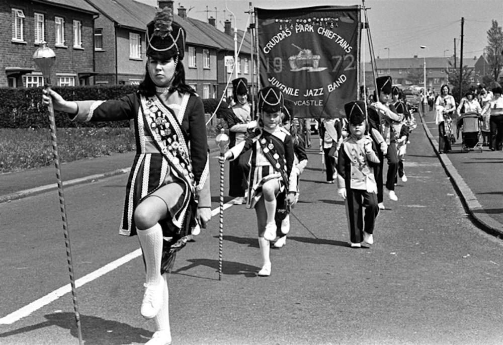 Cruddas Park Chieftans. Juvenile Jazz Bands (1979)
